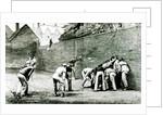 "Football at the Wall"" at Eton by English School"