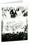 Lecture on the Egyptian War by English School