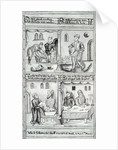Bakers of York, A.D by English School