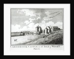 Carisbrook Castle, Isle of Wight, Plate I by English School