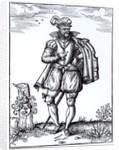 A Tudor Gentleman by English School