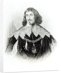 Portrait of Philip Herbert 1st Earl of Montgomery and 4th Earl of Pembroke by English School