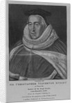 Portrait of Sir Christopher Yelverton by English School