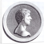 Portrait of Marcus Aurelius by English School