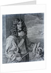 Prince Rupert of the Rhine by English School
