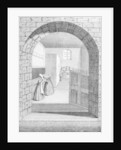 The Manner of John Shepherd's escape out of the Condemned Hole in Newgate by English School