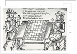 At the Chess Board by English School