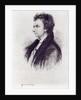 Portrait of William Hazlitt by English School