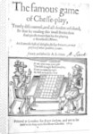 Famous Game of Chess by English School