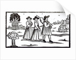 Pilgrims departing for the New World by English School