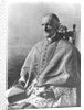 Portrait of Cardinal Manning by English Photographer