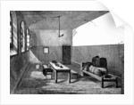 Condemned Cell Newgate by English School