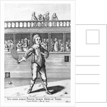 Prince James- Duke of York by Matthaus