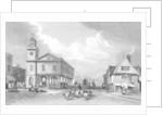 View of Faversham, Kent by Thomas Mann Baynes