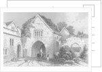 Allington Castle by English School