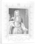 Portrait of Thomas Osborne, engraving by Samuel Freeman