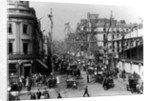 The Strand, London with Jubilee Decorations by English Photographer