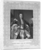 Portrait of Sydney, First Earl of Godolphin by English School