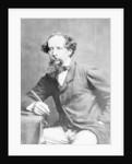 Charles Dickens by Herbert Watkins