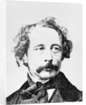 Charles Dickens by John Jabez Edwin Paisley Mayall