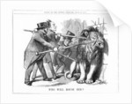 Who will rouse him? by John Tenniel