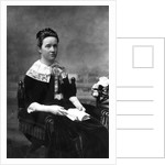 Dame Millicent Fawcett by English Photographer