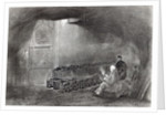 In the Coal Mine by English School
