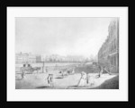 View of Bloomsbury Square by Edward Dayes