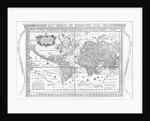 Nova Totius Terrarum Orbis Geographica Ac Hydrographica Tabula by Dutch School