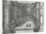 El Sacrosanto Concilio General de Trento by Italian School