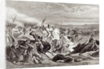 The Battle of Kalka by Adolphe Yvon