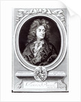 Portrait of Henry Purcell, English composer by Johann Closterman