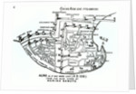 Acre as it was when lost by Marino the Elder Sanuto