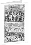 Frontispiece from 'The History of the Holy War: Began Anno 1095 by English School