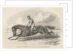 'The Baron', the winner of the Great St. Leger by John Frederick Herring Snr