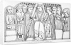 The Marriage of Henry VI and Margaret of Anjou by English School