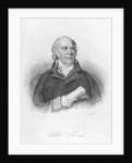 William Sharp by English School