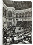 A night sitting in the Italian Chamber of Deputies by English School