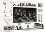 Glass manufacture by English School