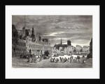 Hotel de Ville, Paris by English School