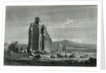 Ruins of the Aqueduct of Appius Claudius, Rome by Francois Louis Francais