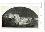 Burford's New Panorama of Naples by Moonlight by English School