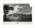 The Ancient Episcopal Palace of Bromley by English School