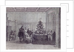 Christmas Eve in Germany: Martin Luther and his family by English School