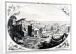Early Settlement of Venice by Italian School