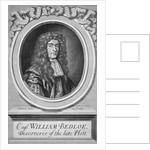 William Bedloe by Robert White