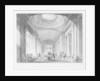 Interior of the Advocate's Library, Edinburgh by Thomas Hosmer Shepherd