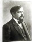 Claude Debussy by Nadar