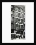 Davison Newman & co, Creechurch Lane by English Photographer