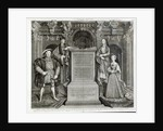 Familia Regia, or The Family of Henry VIII by George Vertue